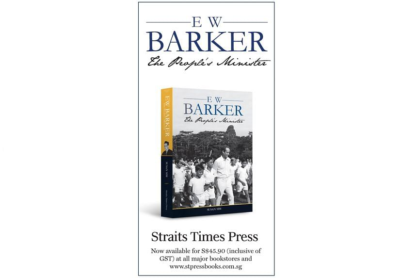 E.W. Barker: The People's Minister