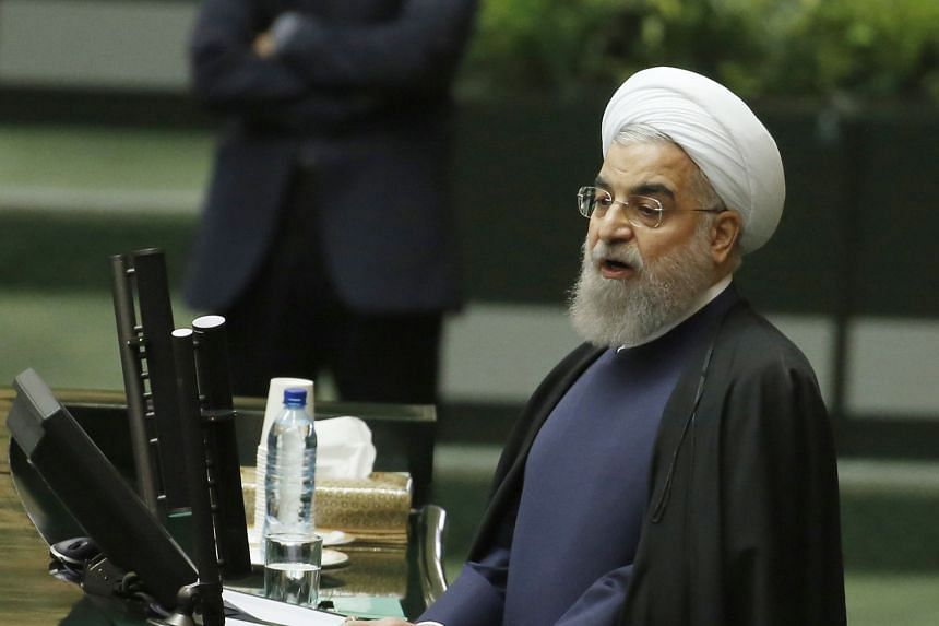 President Hassan Rouhani is seeking a second term as Iran votes on May 19.