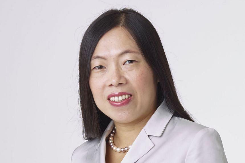 Ms Goh (top) will succeed Ms Ng (above), who has been CEO since 2009.
