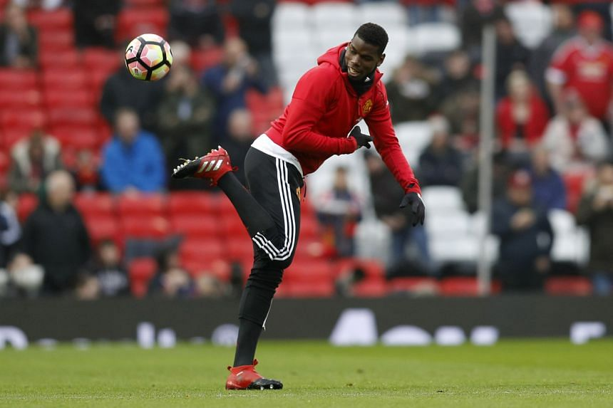 United will deploy their big guns such as Paul Pogba (above), Zlatan Ibrahimovic, Ander Herrera and Antonio Valencia against Hull tonight.