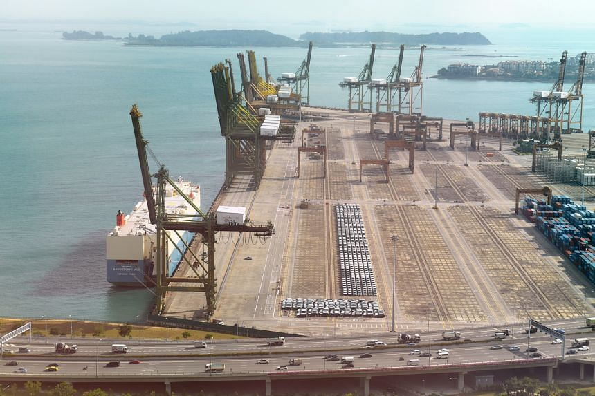 Tanjong Pagar Terminal is the oldest of PSA Corp's container terminals in Singapore, but its yard is not deep enough to service the mega-vessels that are increasingly being used today, says an industry watcher. The new Tuas facility, however, will be