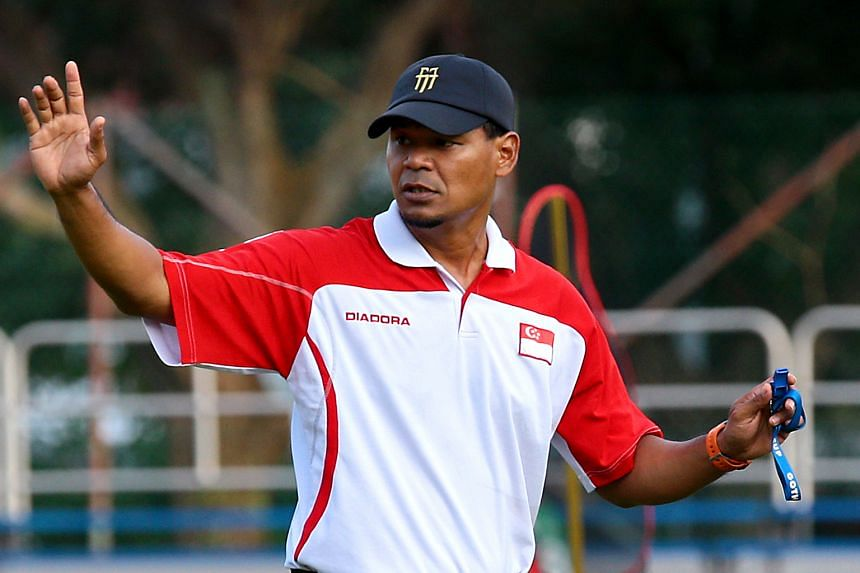Friends and relatives praise Amin Nasir's fighting spirit both on and off the football pitch, as he continued coaching for Hougang United and then at FAS' Junior Centres of Excellence even as he battled his cancer.