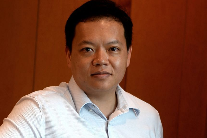 Mr Loy (above) is Case's new executive director, having taken over from Mr Seah Seng Choon (below), on Jan 1.