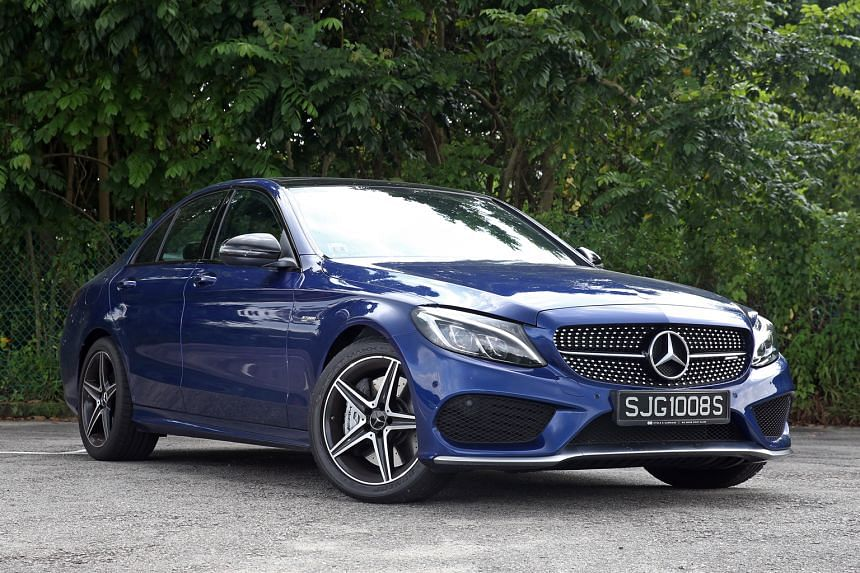 The Mercedes-AMG C43 Sedan offers the luxuries of a premium sedan and the performance of a sports car.
