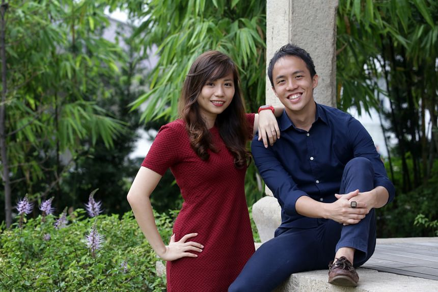 Mr Tiong and Ms Seow founded the Ring Theory while still students at SUTD. The pair, through their time together at the university, also found love, with wedding bells to ring soon.