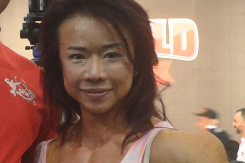 Joan Liew is the first in Singapore to earn the competitive IFBB pro card after winning 15 medals from 15 shows.