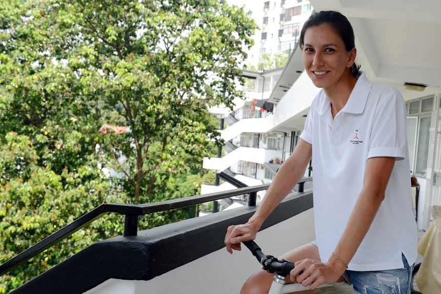 Zhang Tingjun, last year's cross-country winner in the OCBC Cycle National Mountain Bike Championship, hails the new transparent process.
