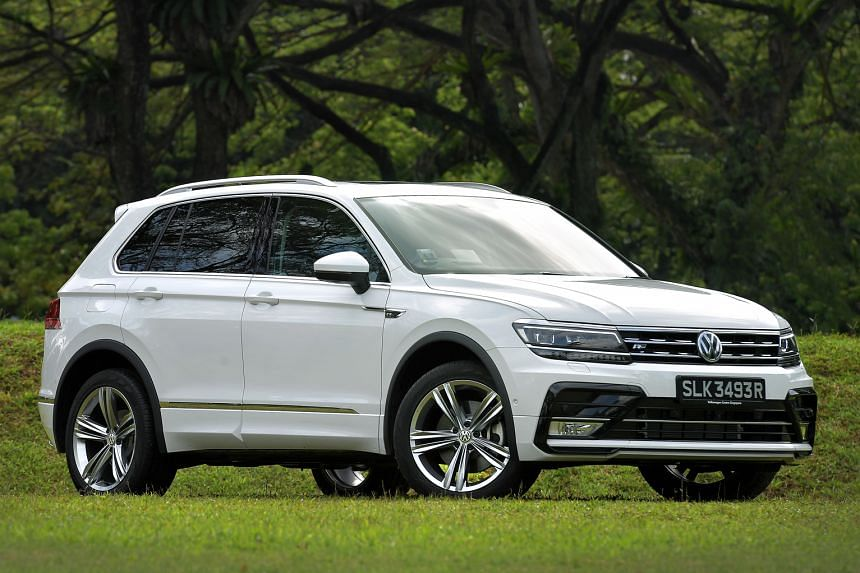 The new Volkswagen Tiguan is bigger yet lighter than its predecessor, making it sportier and more efficient than before.