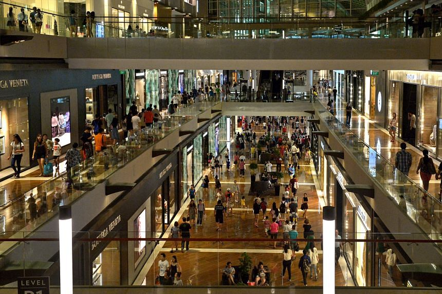 """Many local analysts baulked at the asking price thrown out by casino mogul Sheldon Adelson, who said that the price of US$3 billion to US$3.5 billion for a 49 per cent stake in Shoppes at Marina Bay Sands makes the centre the """"most expensive mall in"""