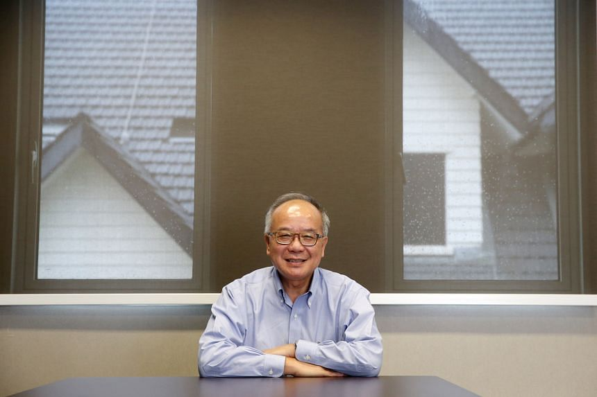 Mr Yong takes pride in the company's longstanding efforts to give back to the community. To mark its 90 years as a leading construction firm in Singapore, Woh Hup is donating $3 million to charities, community projects and education.