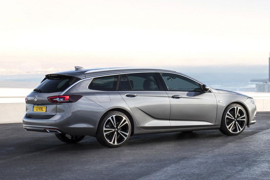 The new Opel Insignia Sports Tourer