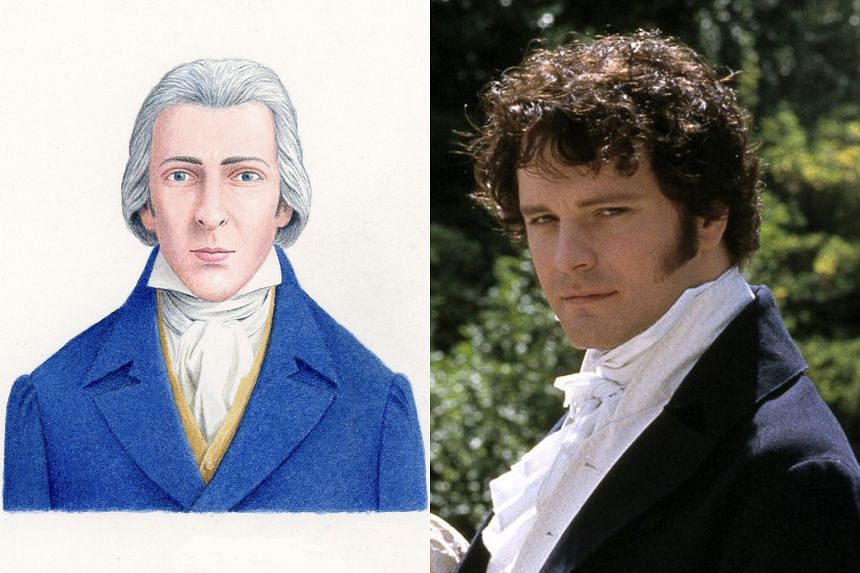 Colin Firth (left) played Mr Darcy, the much-fantasised romantic hero of Jane Austen's novel Pride And Prejudice, to steamy perfection in a 1995 television adaptation of the book. But a new study, published on Thursday, gave Mr Darcy an unflattering