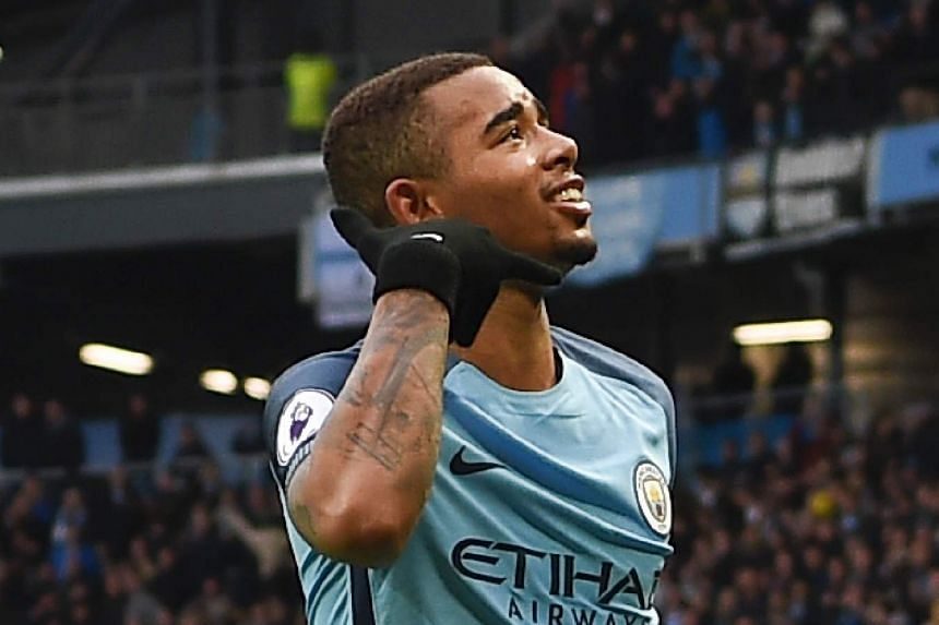"""""""My celebration was a message to my ex-girlfriend who didn't answer my calls at Palmeiras, but messaged me when I moved to City."""" - GABRIEL JESUS, or rather words that were put into the new Manchester City sensation's mouth. The Brazilian striker has"""