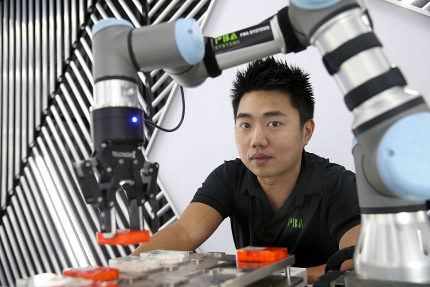 Mr Yap, CEO of PBA Group, said he hopes the Budget will provide more support for education to supply future professionals to the robotics industry, which is currently facing a dearth of talent.