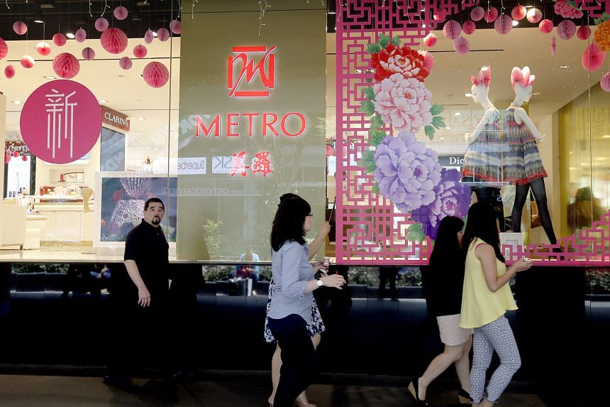Metro's retail division posted higher overall profit of $1.3 million, compared to $600,000 previously, helped by cost-reduction steps.