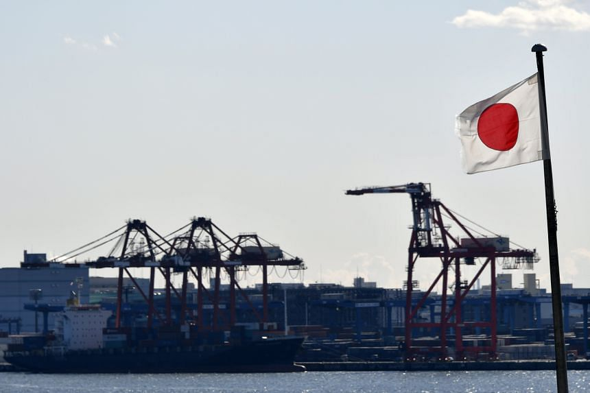Japan's economy grew an annualised 1 per cent last October to December. It has now expanded for a fourth consecutive quarter for the first time in more than three years.