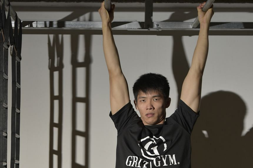 Mr Leong now runs a gym and is a strength and conditioning coach.