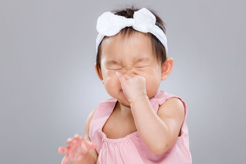 Healthy babies, toddlers and pre-schoolers catch a bout of cold or flu six to eight times a year on average.