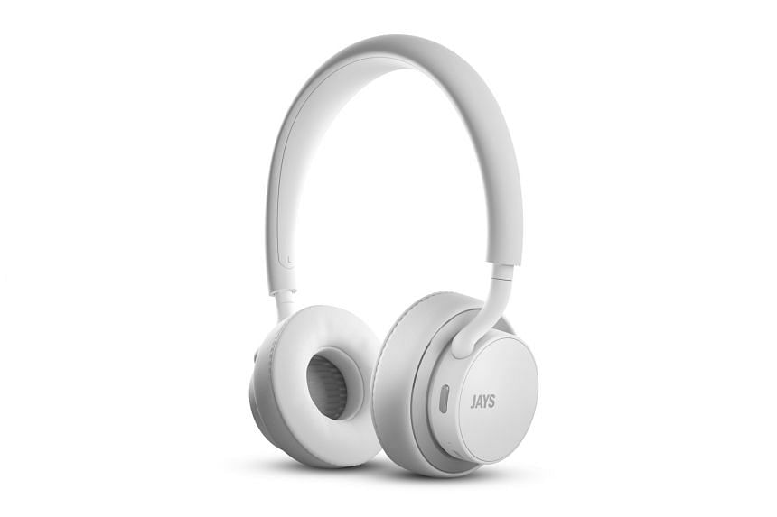 The u-Jays wireless is the Swedish company's take on Bluetooth headphones, with good sound and a rubbery take on ergonomics.