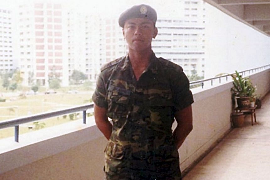 Comedian and actor Suhaimi Yusof, 47, said that the time he spent in the army taught him to forge relationships with people from different backgrounds.