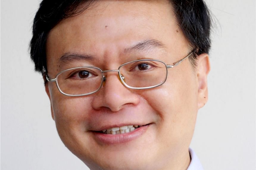 DR TIMOTHY CHAN , director of SIM Global Education's academic division.