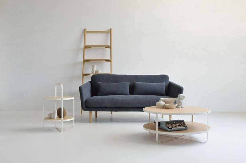 Handcrafted furniture with a Nordic aesthetic