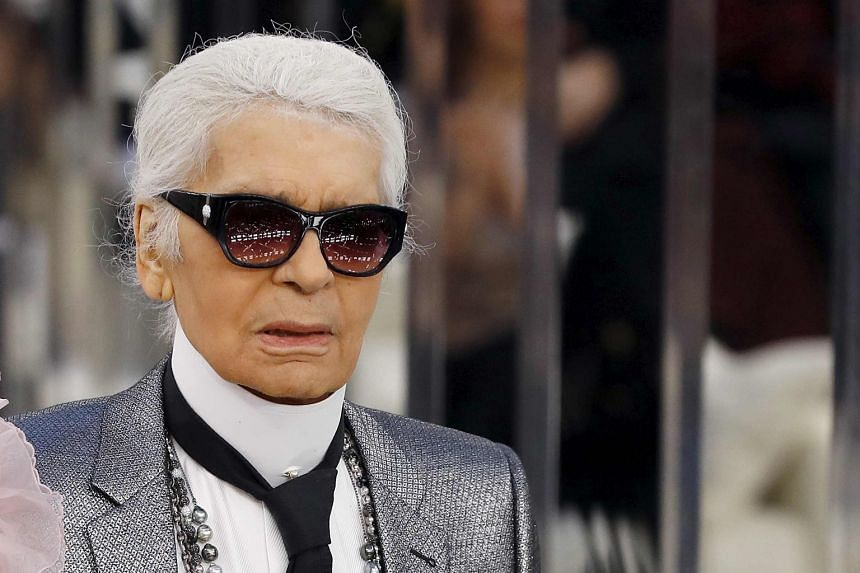 Actress Meryl Streep (left) has dismissed the apology by fashion designer Karl Lagerfeld (right).