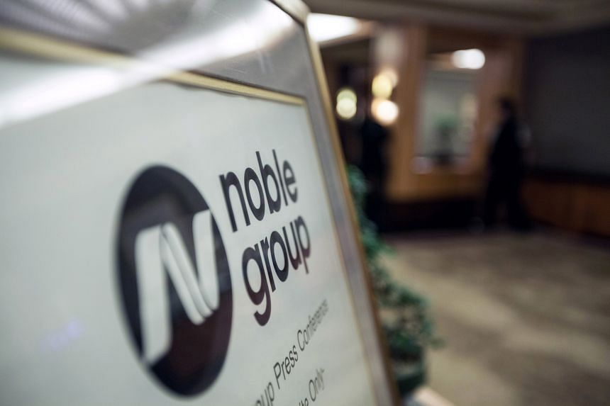 After trimming its businesses further last year in a push to buffer a strained balance sheet, the management of Noble Group has pointed to several signs of growth amid the still challenging commodity market conditions. The year's profit before intere