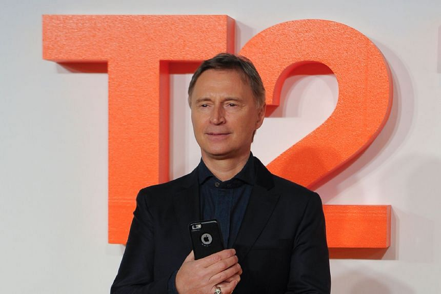 British actor Robert Carlyle has excelled at playing characters who are on the edge or are outsiders.