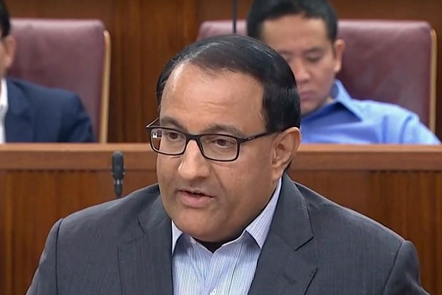 """Mr S. Iswaran said """"Singapore Centres"""" will be set up in key markets to strengthen coordination of agencies' overseas operations. Mr Lim Hng Kiang said SMEs keen on expanding abroad will be encouraged to partner larger firms and take advantage of the"""