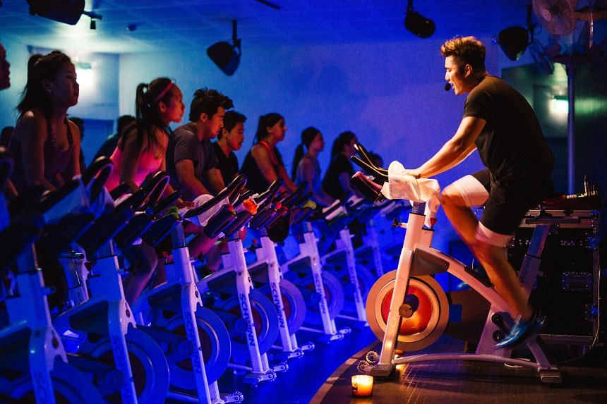 High-intensity interval training (HIIT) can be intense cycling in three 20-second intervals, with two minutes of gentle, slow pedalling between each interval.