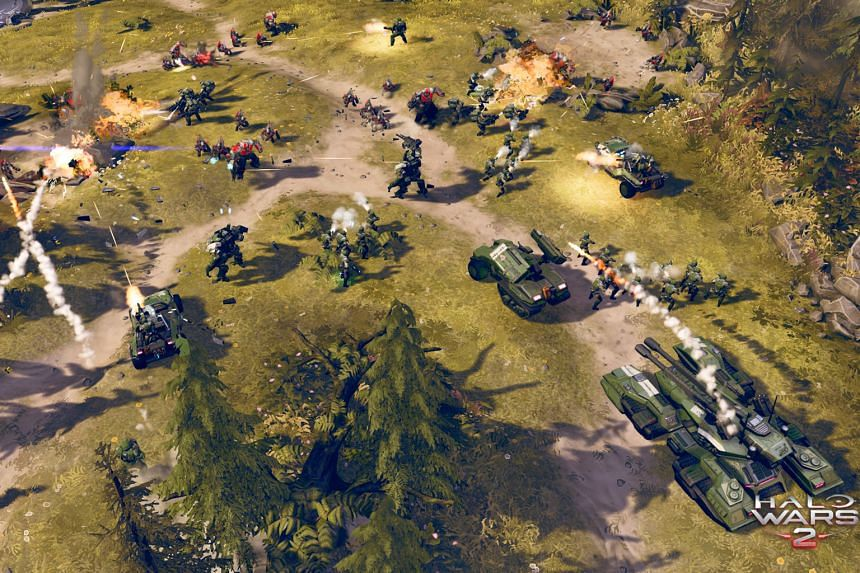 Halo Wars 2's Blitz mode is fun and likely to add longevity to the game.
