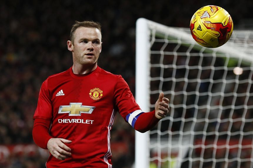 Manchester United skipper Wayne Rooney is set to lead his side's attack against Chelsea in the absence of striker Zlatan Ibrahimovic.