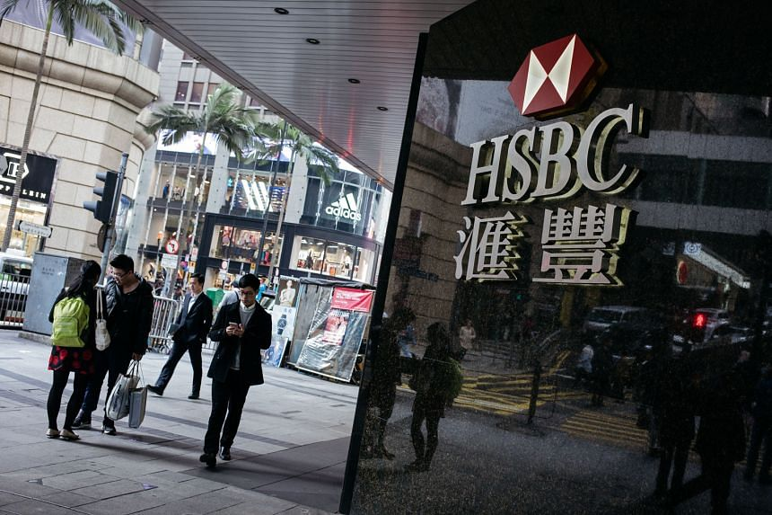 Mr Tucker will be chairman of HSBC on Oct 1. HSBC Holdings, which has hired an outsider as chairman for the first time in its history, faces moderating economic growth in China and the prospect of a post-Brexit slowdown in Britain, its two most impor