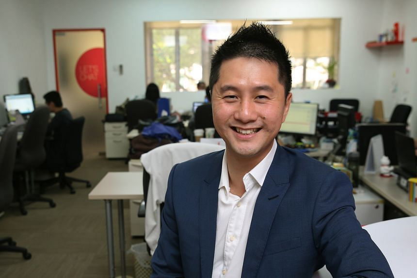 Red Dot's Randy Tan says their partnership with Ascott helps to improve Red Dot's standard operating procedures.