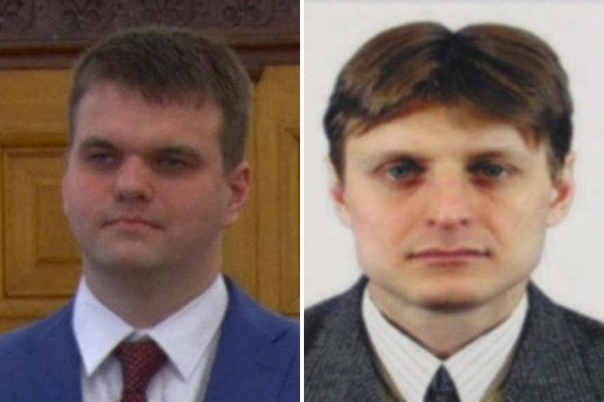 Federal Security Service officers Dmitry Dokuchaev (top) and Igor Sushchin (above) helped the hackers avoid detection and even targeted Russian government officials, possibly to gain an advantage over a rival agency.