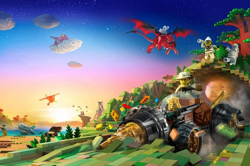 Now available on PS4 and Xbox One, Lego Worlds could also be making its way to the Nintendo Switch platform.