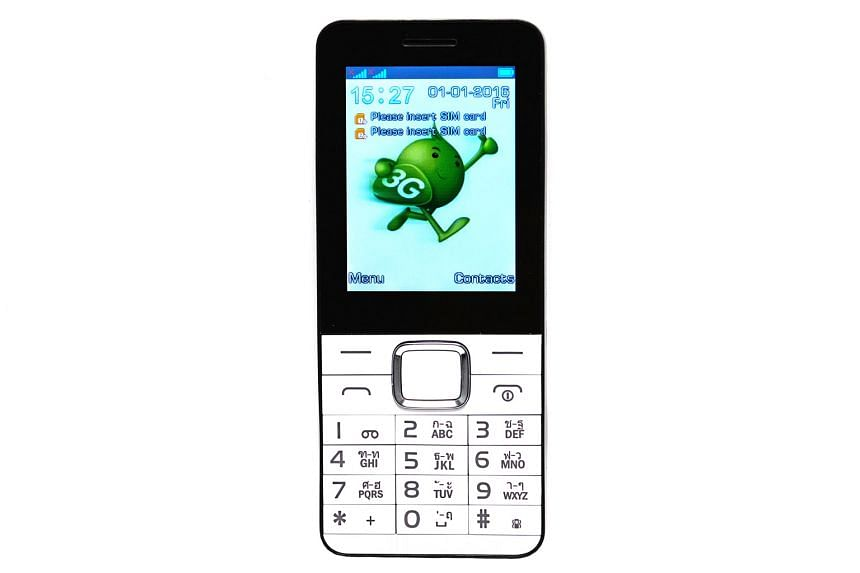 The Newings W200 Ola Fun 3G's call quality is on a par with other phones.