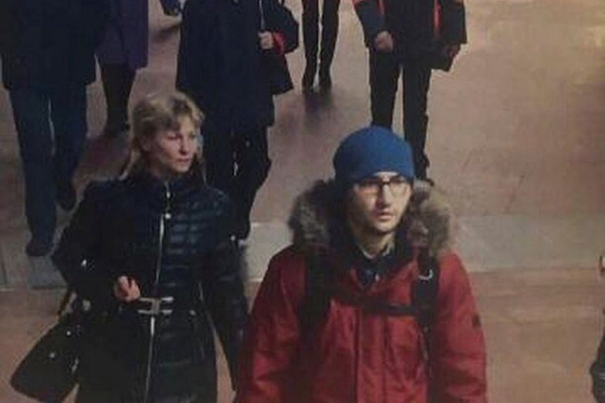 St Petersburg metro bombing suspect Akbarzhon Jalilov, seen here in the train station, had no known links to militant Islamist organisations.