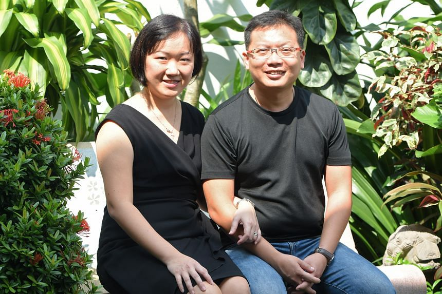 Mr Daniel Ng and his wife Nicole Lim are convinced that the money they spent on her MBA programme at the Wharton Business School is well-spent, clearing the path for her to advance her career. She is now an investment specialist with an American bank