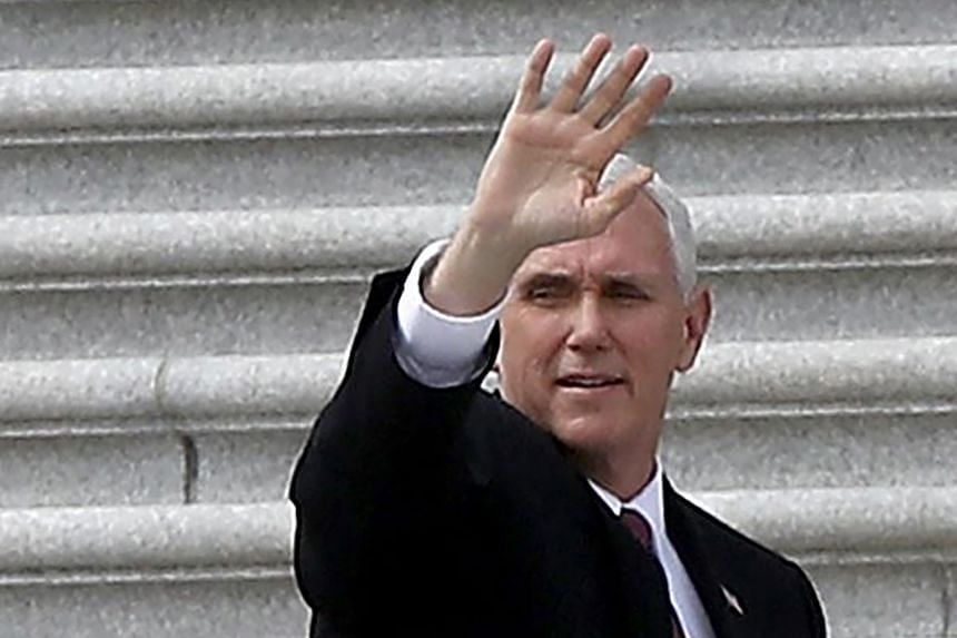 At his first stop in South Korea, Mr Mike Pence will spend Easter Sunday with US and South Korean troops. Subsequently, he will visit Japan, Indonesia and Australia. He will also visit Hawaii.