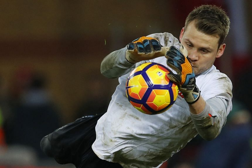 Liverpool's Belgian goalkeeper Simon Mignolet has been in excellent form but faces competition from German Loris Karius. Nevertheless, manager Jurgen Klopp considers them both custodians of the highest quality.