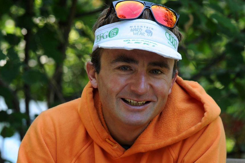 Mr Ueli Steck, famed for his speedy ascents of iconic Alpine routes, died during preparations to climb Everest after falling from a smaller peak in the area.