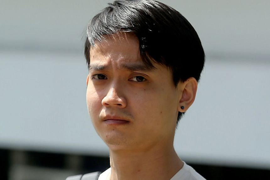 Thian Kit Siong, 33, admitted to 37 charges of insulting the modesty of a woman. He said he would feel a very strong sexual urge whenever he saw women in skirts, which was why he filmed them.