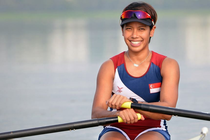 Saiyidah Aisyah is eager to find a new training base, after competing in September's World Rowing Championships. The rower, Singapore's first at the Olympics in Rio last year, has been living in Sydney since 2015.