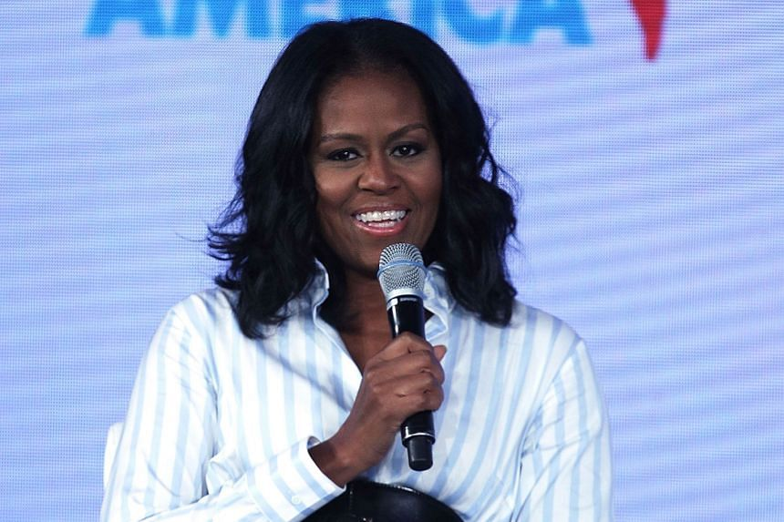 Mrs Michelle Obama defended the healthy eating initiative that was her biggest legacy at the White House at the Partnership for a Healthier America summit on Friday.
