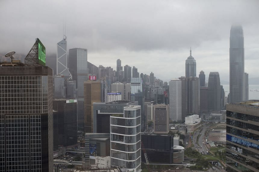 The coveted site in Hong Kong's Central district, where office vacancy rates are less than 2 per cent. Availability of office space remains tight in the district and landlords are offering little room for rental negotiations, pushing prices higher. F