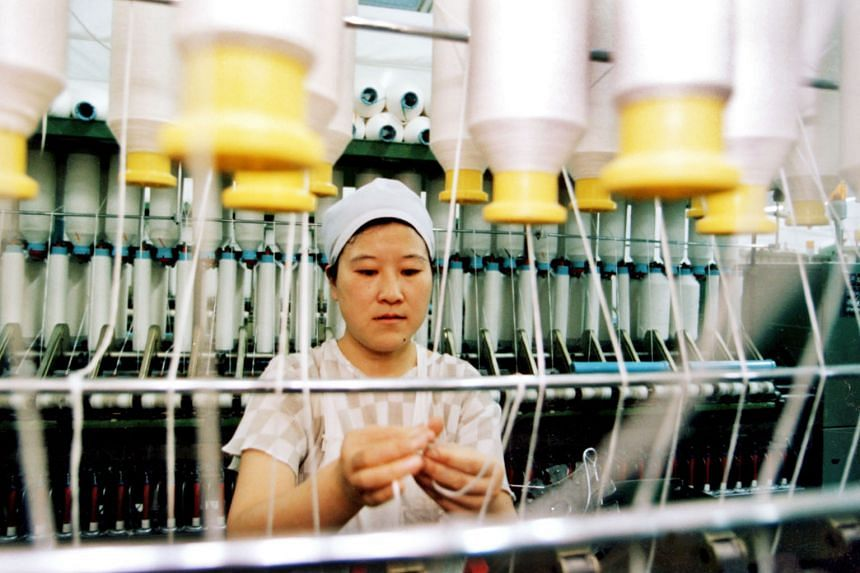 China's economy is staging a comeback as quickening inflation boosts factory profits, while stricter capital controls and a stabilising currency help stem outflows. The country's coffers rose to US$3.03 trillion (S$4.2 trillion) last month, after fal