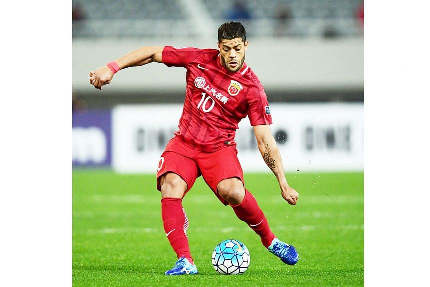 Shanghai SIPG's Brazilian forward Hulk is being investigated for an altercation at half-time in a recent match, with Guizhou general manager Li Bing saying he would keep pursuing the matter.