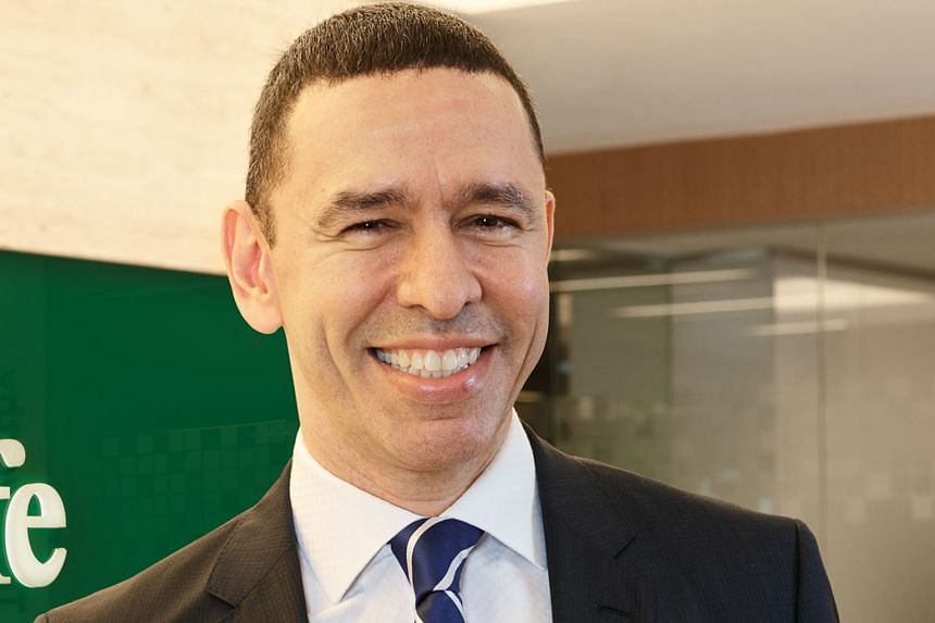Mr Carlos Vazquez, chief product officer at Manulife Singapore, says that if customers hit their health objectives, it's a win-win situation for both the customers and Manulife.
